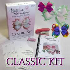 hair bow maker lpl brilliant bowmaker system 2 classic style kit this is a