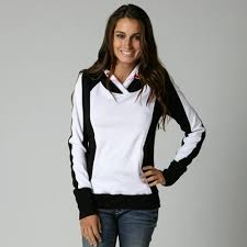 fox motocross hoodies fox racing womens captivate pullover hoody available at
