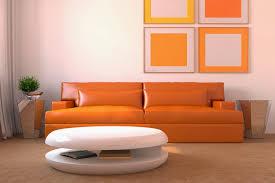 living room paint color ideas orange combinations