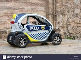 renault twizy renault twizy electric police car stock photo royalty free image