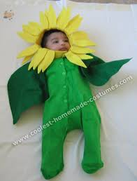Flower Baby Halloween Costume Coolest Homemade Flower Costume Ideas Halloween Flower