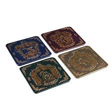 I Heart Spreadsheets Mug Harry Potter Hogwarts Crest Coasters Paladone Shop