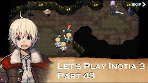 inotia 3 apk mod chatting up a spirit king let s play inotia 3