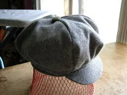free pattern newsboy cap wool newsboy cap sewing projects burdastyle com