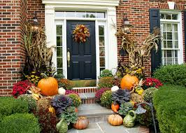 Decorate with Your Harvest Ve ables