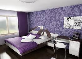 Purple Bedroom Accent Wall - bedroom accent wall beautiful shade of purple this is the color