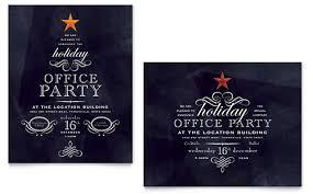 Free Christmas Party Invitation Wording - free holiday party invitation templates sample holiday invitation