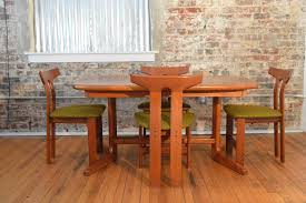 dining room table with butterfly leaf danish teak trestle base dining table with butterfly leaf