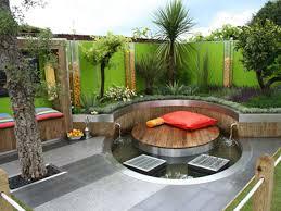 Front Garden Decor Small House Garden Decoration Brokohan Ideas Page For Design Plans