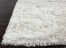 white fuzzy area rug home design ideas