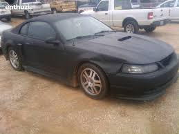 Black Mustang For Sale 2000 Ford Mustang For Sale Headland Alabama