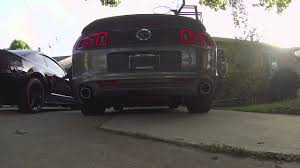 2013 mustang gt flowmaster exhaust 2013 mustang gt flowmaster outlaws catback start up