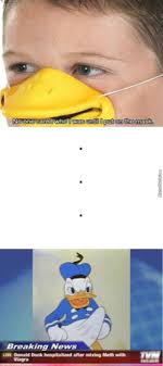 Donald Duck Face Meme - donald duck is florida duck by jumbohotdog meme center