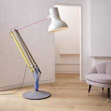 the new anglepoise and paul smith collaboration is big news