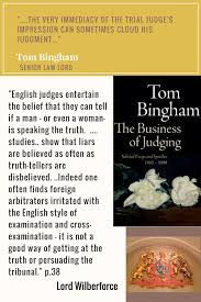 tom bingham senior law lord baron bingham of cornhill divorce