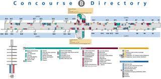 denver terminal b map atlanta airport terminal b map maps usa cities and