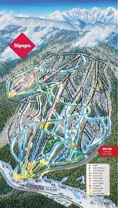 Ruidoso New Mexico Map by Sipapu Ski New Mexico