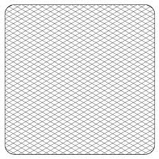 printable isometric paper a4 template isometric drawing paper template free papers dc design in