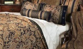 bedding set designer bedding brown beautiful luxury embellished