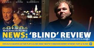 The Movie Blind World Access For The Blind Our Vision Is Sound Perceptual
