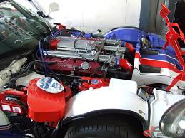 Dodge Viper Supercharger - dyno gallery