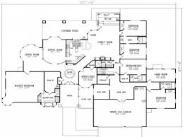 5 bedroom floor plans 2 story fascinating 5 bedroom house floor plans 2 story modern for lrg