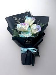 enchantress hand bouquet 50gram online florist kuala lumpur