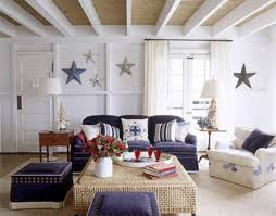 interior great blue kid living room decoration using white wood