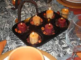colorful fall table decoration decorations and