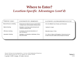 Where To Seeking Entering Foreign Markets Ppt
