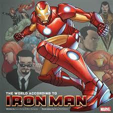 Iron Man The World According To Iron Man Insight Legends Larry Hama