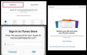 How To Redeem Itunes Gift Card On Iphone - apple tv 4 how to redeem itunes gift cards promo codes download