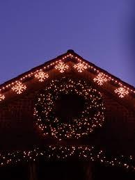 falling snowflake christmas lights lighting cool way for roof christmas lights happy halloween day