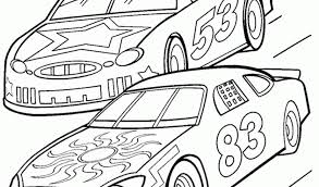 for boys cars coloring page free download