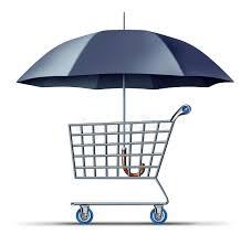 bureau protection du consommateur garantie et protection du consommateur illustration stock