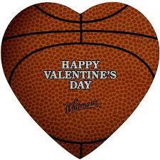 chocolate heart box whitman s basketball assorted chocolates heart box 3 25 oz
