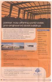peb companies steel buildings in india