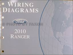 2010 ford ranger wiring diagram manual original