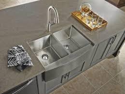 100 sensate touchless kitchen faucet moen u0027s laura
