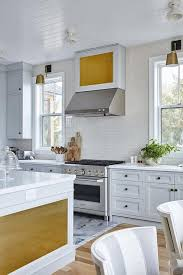 kitchen island colors gold and light gray kitchen colors transitional kitchen