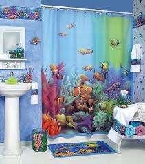 themed decorating ideas fish bathroom decor bathrooms