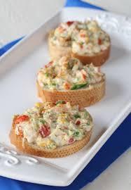 appetizer canape seafood appetizers valentina s corner