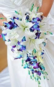 orchid bouquet blue orchid wedding bouquets galleries blue orchid bouquet