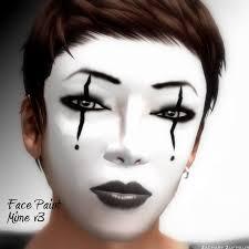 mime makeup male mugeek vidalondon