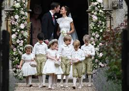 pippa middleton marries financier james matthews as royal guests