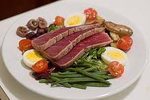 restaurant cuisine nicoise salade niçoise