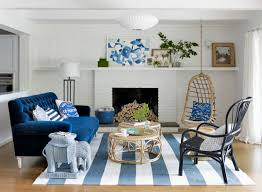 Blue Livingroom Living Room Round Up Emily Henderson