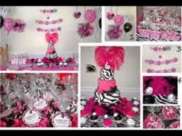 zebra baby shower diy zebra print baby shower decorating ideas