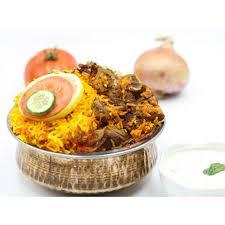 biryani cuisine 3 mutton biryani 1 andhra chicken curry 2 butter naan bowl