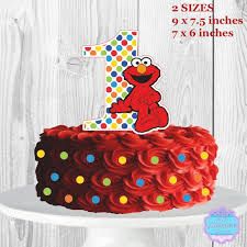 elmo cake topper 18 best elmo candle ideas for obed s 3rd birthday party images on
